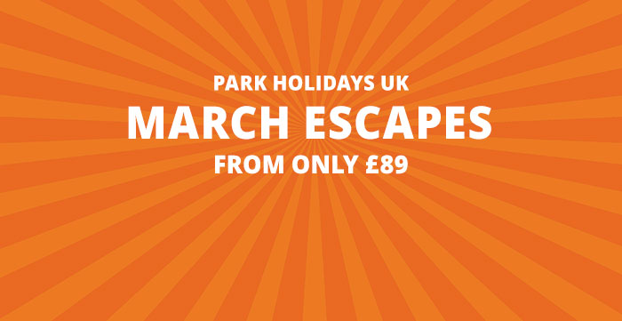 Park Holidays UK offer